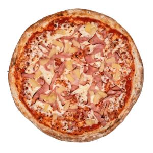 Hawaiian (Ham & Pineapple) Pizza