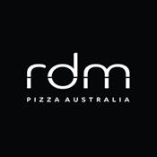 RDM Pizza Logo